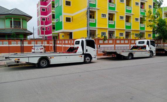 รถยกรถสไลด์สัมพันธวงศ์ รถยกรถสไลด์มอเตอร์เวย์