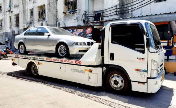 รถยกรถสไลด์ดอนเมือง รถยกรถสไลด์ลำต้อยติ่ง