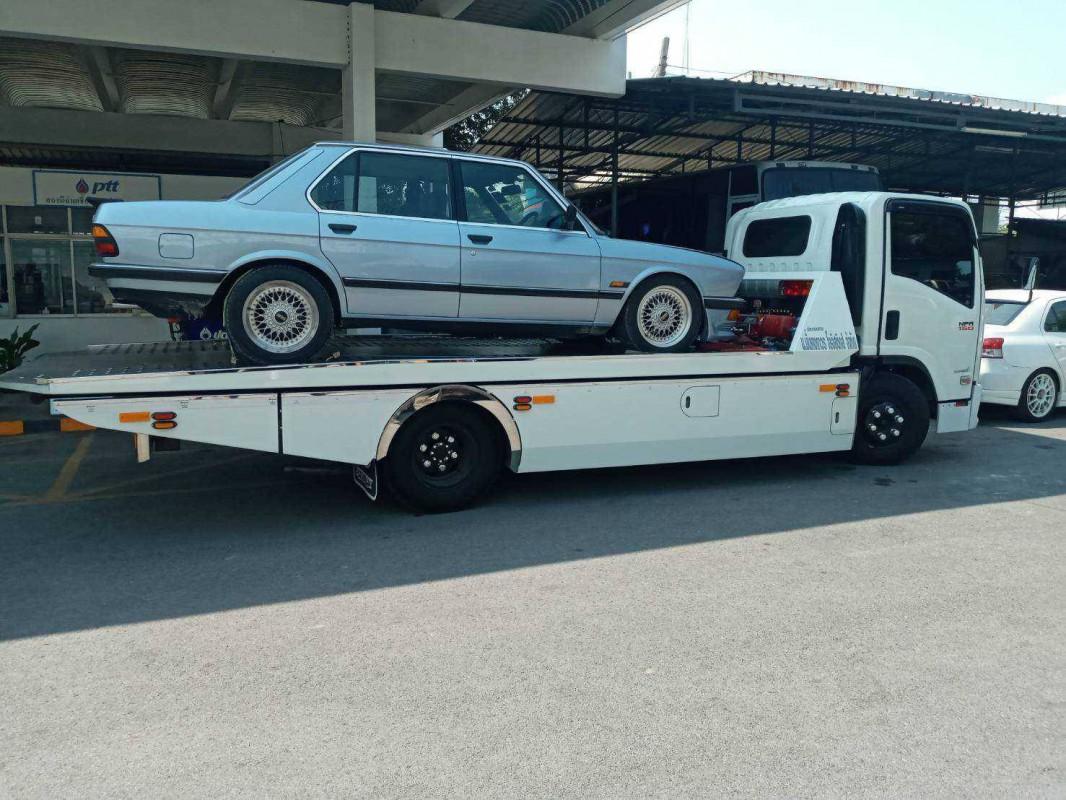 รถยกรถสไลด์คลองสามวา